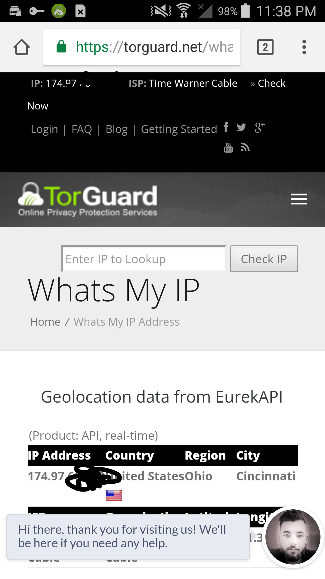 Torguard Client not working  Still have my real IP! - VPN Questions